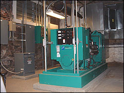 Commercial Emergency Power Systems