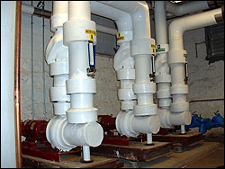 Hydraulic Piping Systems